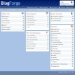 BlogForge Backend Screenshot