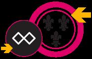 Logo von Freifunk Wiesbaden