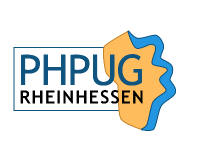 Logo der PHP User Group Rheinhessen